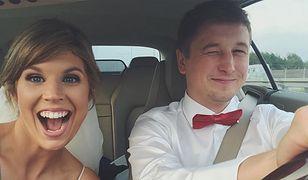Grzegorz Łapanowski i Magdalena Święciaszek wzięli ślub