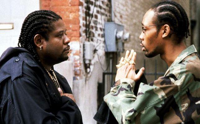 """Forest Whitaker i RZA w filmie """"Ghost Dog: Droga samuraja"""""""