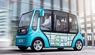Rinspeed microMAX przyszłością transportu?