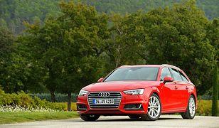Audi A4 Avant: kombi pełne gadżetów