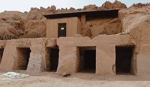 Egipcjanie odkryli ogromny grobowiec. Ma ponad 3500 lat