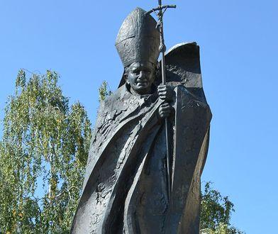 Pomnik Jana Pawła II w Nowym Sączu