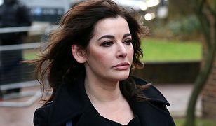 """Była """"domową boginią"""". Jak doszło do upadku Nigelli Lawson?"""