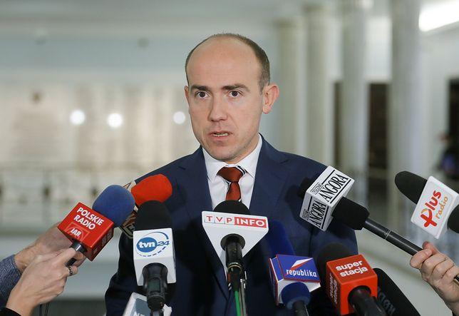Poseł Borys Budka zażądał wyjaśnień od Zbigniewa Ziobry