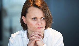 Jadwiga Emilewicz jest politologiem i menadżerem kultury