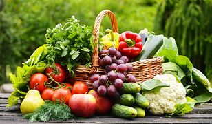 Warzywa i owoce obowiązkowe w menu. To prawdziwe bomby witaminowe!