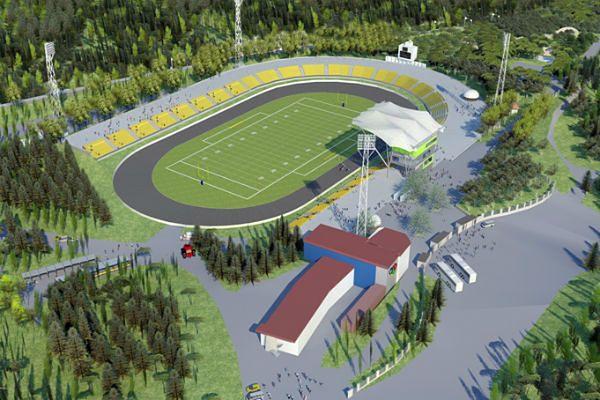 Wiemy, jak ma wyglądać nowy stadion na Golęcinie