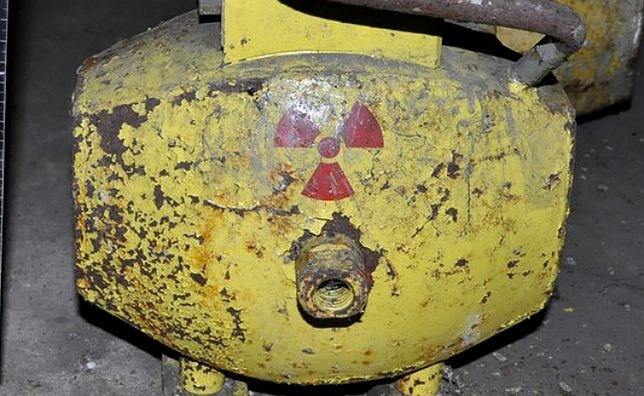 Kradzież pojemników z izotopem kobaltu. Promieniowanie jest niebezpieczne dla zdrowia