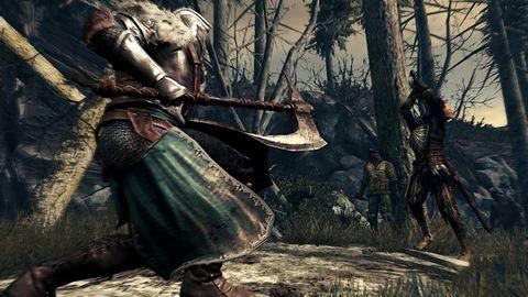 Subskrybenci PlayStation Plus zagrają w betę Dark Souls 2