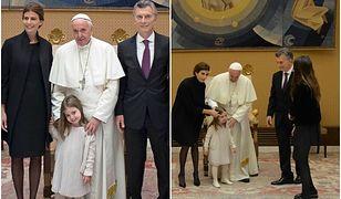 """Papież w ogniu pytań 5-latki. """"Czy śpisz w sutannie?"""""""