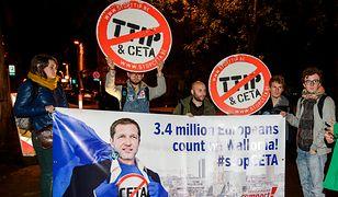 Belgijski region Walonia podtrzymał sprzeciw wobec umowy CETA