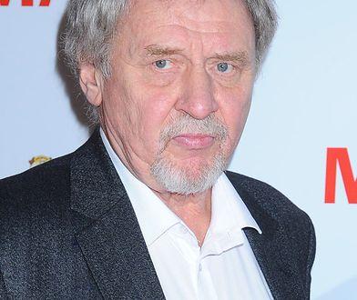Andrzej Grabowski zakochany