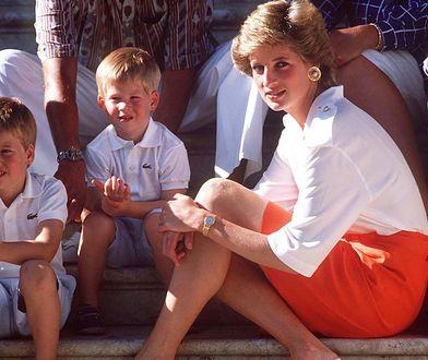 Księżna Diana była zazdrosna o nianię starszego syna. William był w nią zapatrzony jak w obrazek