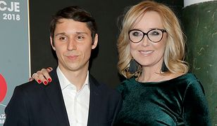 Agata Młynarska podziwia syna. Nie zrezygnował z pasji