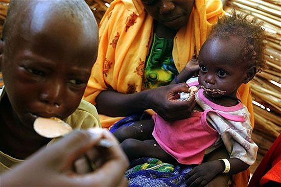 20 mln ludzi może umrzeć z głodu