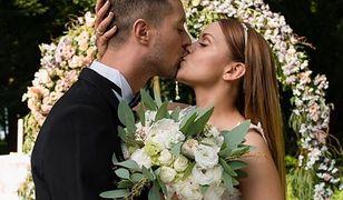 Trzy miesiące po ślubie Dominika Gawęda planuje kolejne zaślubiny