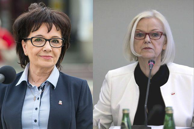 Elżbieta Witek i Bożena Borys-Szopa obejmą ministerialne teki?