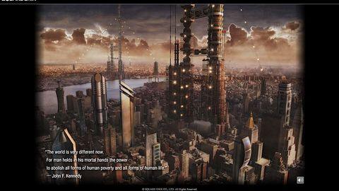Nowy, tajemniczy projekt Square Enix
