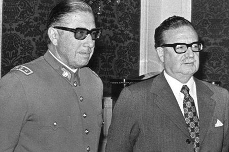 Gen. Pinochet produkował kokainę