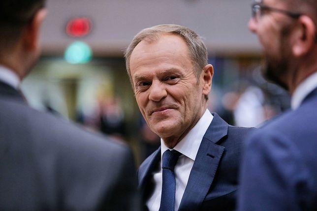 Donald Tusk wskazuje na centrum. Nowoczesna, Zieloni i Inicjatywa Polska mają kłopot?