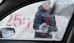 Przygotowujemy samochód do zimy