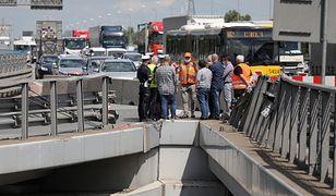 Warszawa. S8 wraca do normy po wypadku autobusu