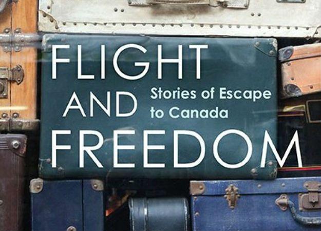 """Określenia """"polish SS"""" użyto w książce pt. """"Flight and Freedom. Stories of Escape to Canada"""""""