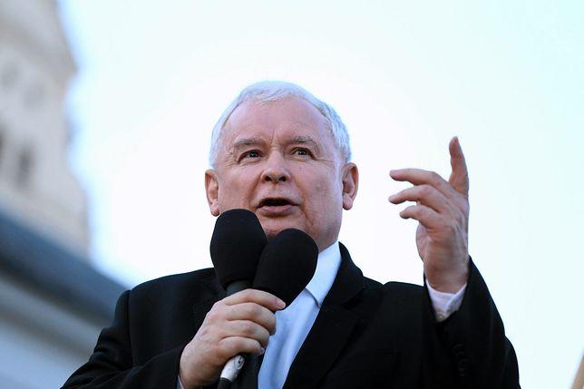 Jarosław Kaczyński napisał list do Związku Polaków na Białorusi