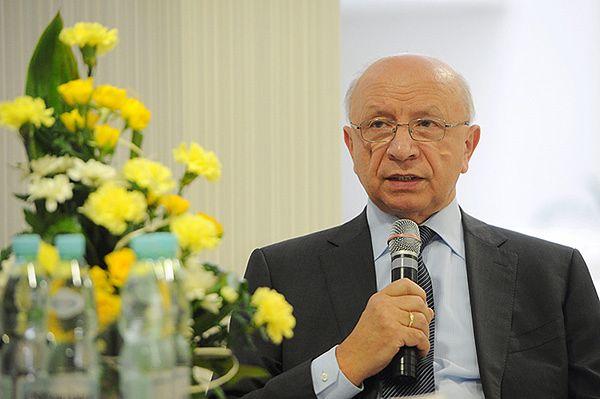 Prof. Chazan: cztery kontrole w szpitalu, to przekroczenie prawa