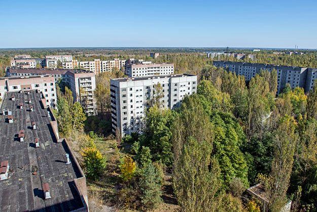 Życie po Czarnobylu