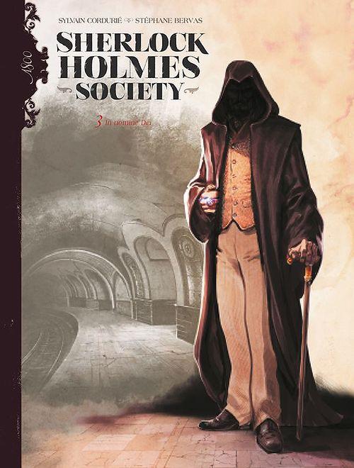 Sherlock Holmes Society – 3. In nomine Dei, wyd. Egmont