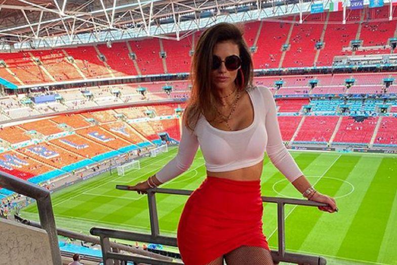 Piękna Polka trenuje w Londynie. Pokazała dobre show