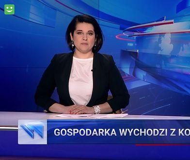 """Dla """"Wiadomości"""" rozwój gospodarczy w Polsce jest jak rekord goli Lewandowskiego"""