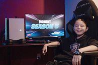 """Ma 8 lat, w Fortnite gra od 4 roku życia i właśnie podpisał profesjonalny kontrakt - Joseph """"Gosu"""" Deen"""