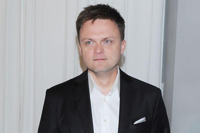 Szymon Hołownia chce zostać prezydentem Polski