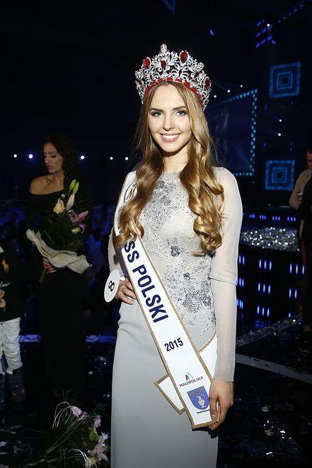 Magdalena Bieńkowska - Miss Polski 2015