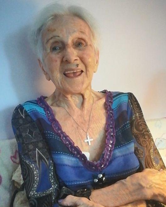 Klara Fijewska wkrótce skończy 101 lat