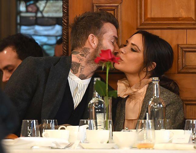 David i Victoria Beckhamowie świętują 20 lat małżeństwa