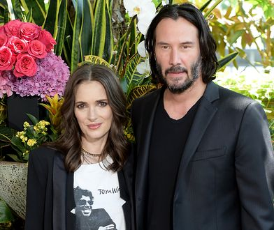 Winona Ryder i Keanu Reeves
