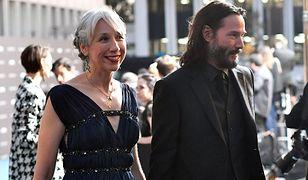 Keanu Reeves i Alexandra Grant wzbudzili niemałe emocje, pojawiając się publicznie jako para