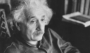 Klasyk z garderoby Alberta Einsteina