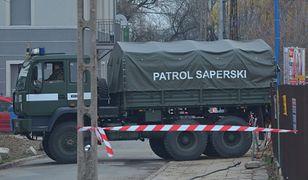 Toruń. Znaleziono 250-kilogramową bombę. Trwa ewakuacja mieszkańców