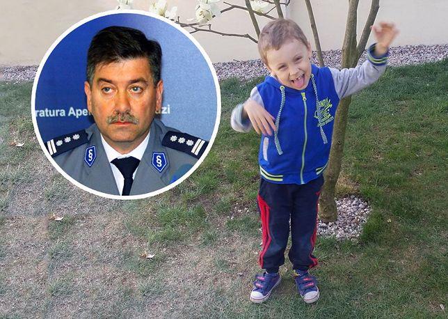 Marek Dyjasz jest przekonany, że 5-letni Dawid Żukowski niestety już nie żyje