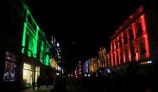 Łódź... świeci. Największy w Polsce Festiwal Światła