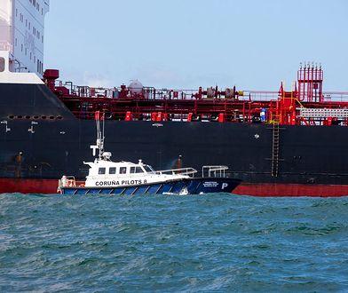Statek towarowy - zdjęcie poglądowe