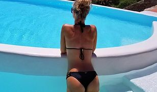 Polskie gwiazdy prężą pośladki na greckich wakacjach. Jest naprawdę gorąco!