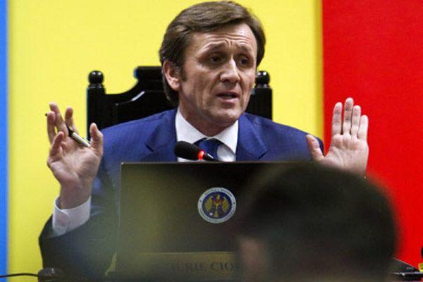 Szef państwowej komisji wyborczej w Mołdawii Iurie Ciocan
