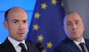 Borys Budka: Andrzej Duda złożył hołd lenny Zbigniewowi Ziobrze
