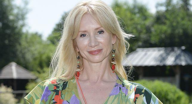Ewa Gawryluk pochwaliła się ogrodem. Widok urzekł fanów aktorki