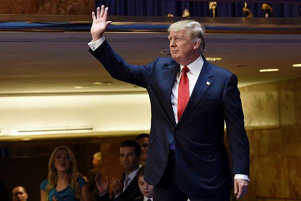 Oburzenie po słowach Donalda Trumpa